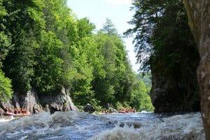 nature-rafting