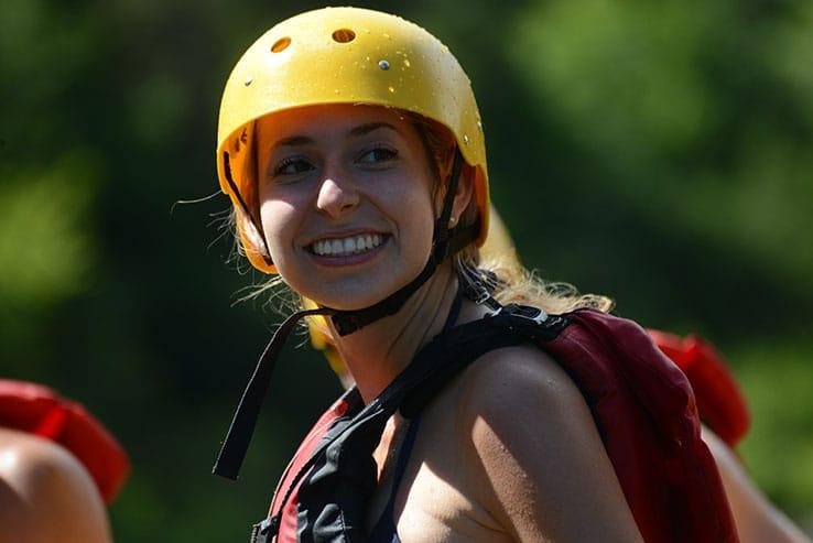 Week-end de rafting sur la rivière Rouge | Rafting Nouveau Monde