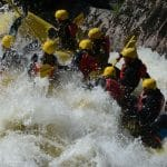 Photo rafting - Gang- Vague